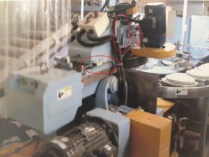 陶磁器成型自動ライン導入事例